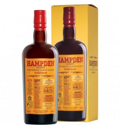 Hampden Estate Overproof 0,7l 60%