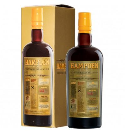 Hampden Estate 8y Rum 0,7l 46%