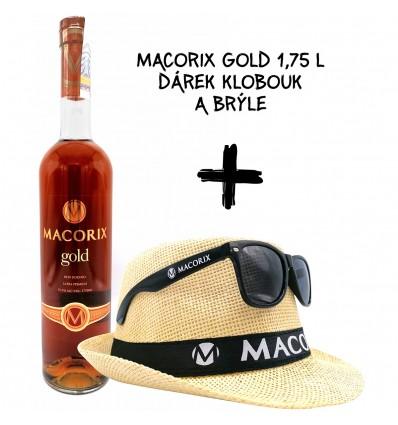Macorix Gold Rum 1,75l 37,5%