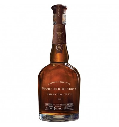 Woodford Reserve Chocolate Malted Rye Bourbon Whiskey 0,7l 45,2%