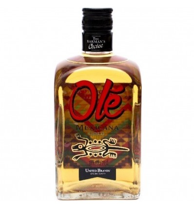Olé Mexicana Gold tequila 0,7 38%