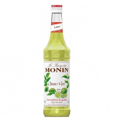Monin Citron Vert - Limetka 0,7l