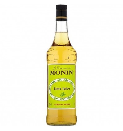 Monin Lime Juice - Limetka 1l