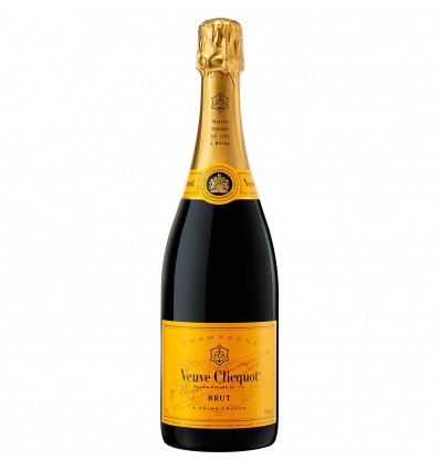 Veuve Clicquot Yellow Label Brut 0,75l 12%