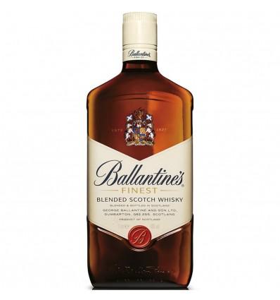 Ballantines Finest Whisky 1l 40%
