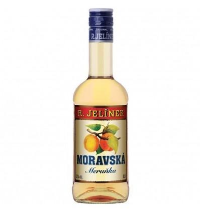 Moravská Meruňka R. Jelínek 0,5l 35%