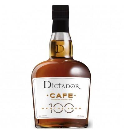 Dictador 100 Months Café Rum 0,7l 40%