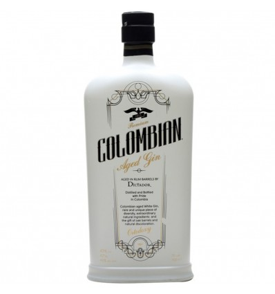 Dictador Colombian Aged Gin Ortodoxy White 0,7l 43%