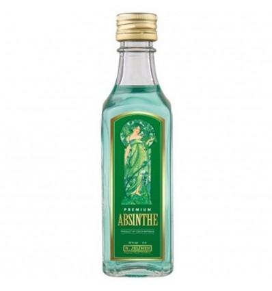 Absinthe R. Jelínek Miniatura 0,05l 70%
