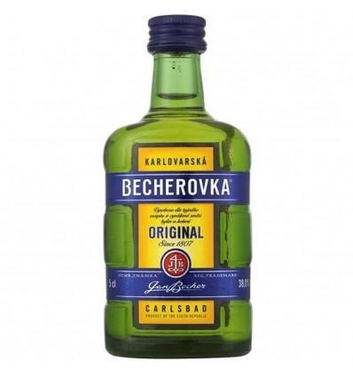Becherovka Miniatura 0,05l 38%