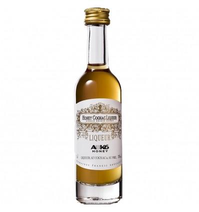 ABK6 Honey Cognac Liquer Miniatura 0,05l 35%