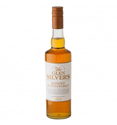 Glen Silvers Whisky Miniatura 0,05l 40%