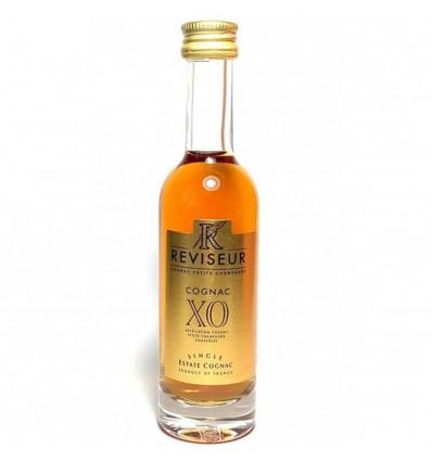 Reviseur XO Single Estate Cognac Miniatura 0,05l 40%