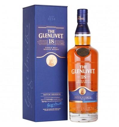 Glenlivet 18y Whisky 0,7l 40%