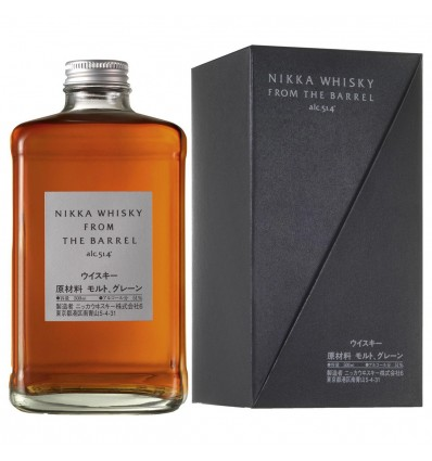 Nikka From The Barrel Whisky 0,5l 51,4%