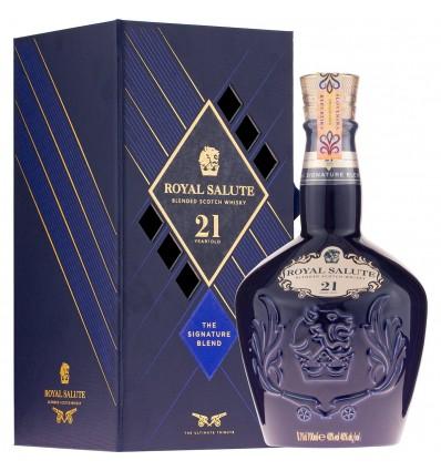 Chivas Regal Royal Salute Whisky 21y 0,7l 40%