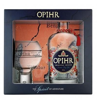 Opihr Oriental Spiced Gin 0,7l 42,5% + sklenička