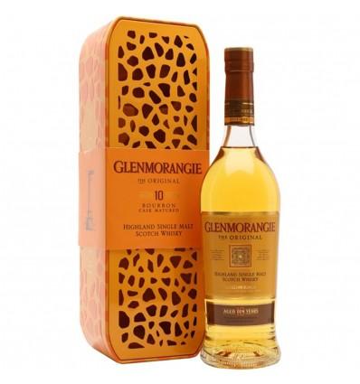 Glenmorangie 10y Giraffe Whisky 0,7l 40%