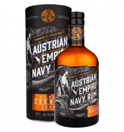 Austrian Empire Navy Cognac Cask 0,7l 46,5%