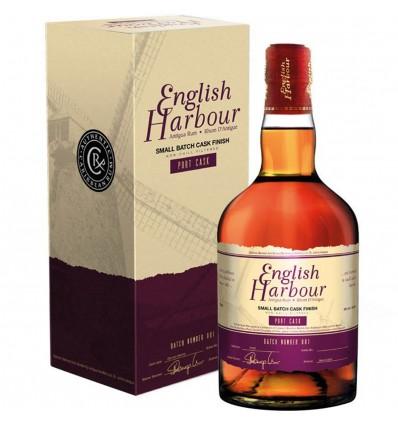 English Harbour Port Cask Finish 0,7l 46%