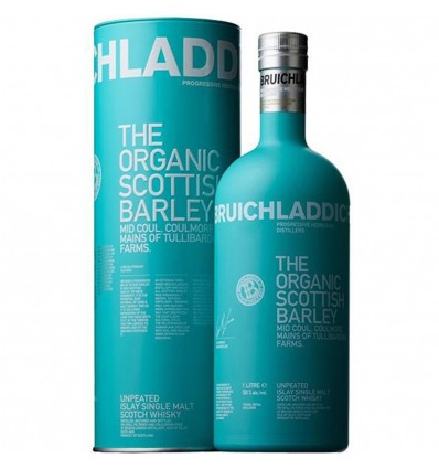Bruichladdich The Organic Whisky 1l 50%