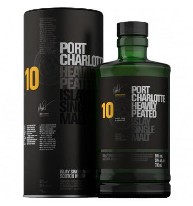 Bruichladdich Port Charlotte 10y 0,7l 50%