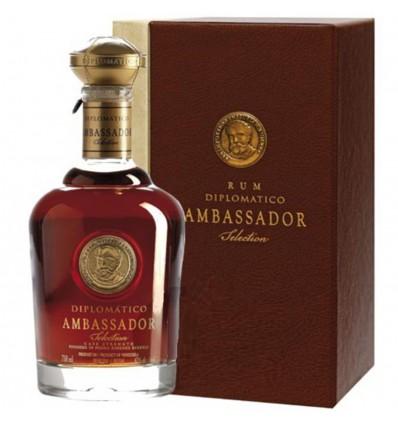 Diplomatico Ambassador 0,7l 47%