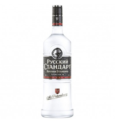 Russian Standard Original Vodka 1l 40%