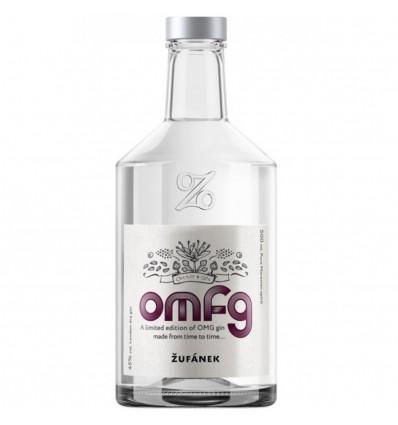 Žufánek OMFG 2021 Gin 0,5l 45%