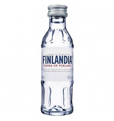 Finlandia Vodka Miniatura 0,05l 40%