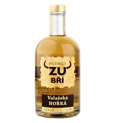 Zubří Valašská Hořká 0,5l 36%