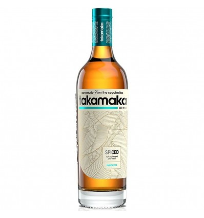 Takamaka Spiced 0,7l 38%