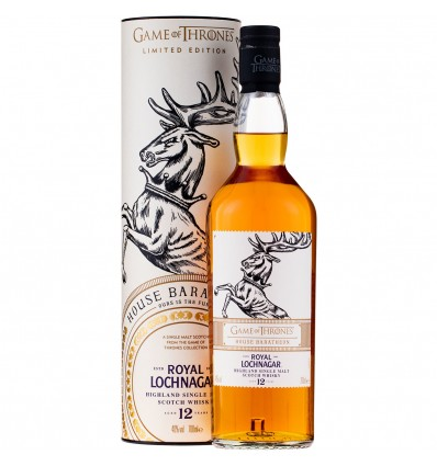 Game of Thrones House Tyrell - Clynelish Reserve 14y 0,7l 51,2%