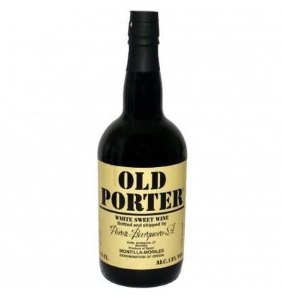 Porto Old Porter White Sweet 0,75l 13%