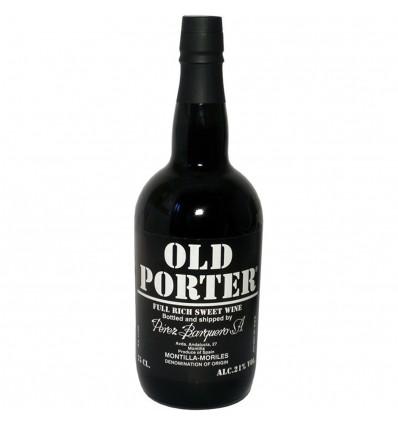 Porto Old Porter Red Sweet 0,75l 13%