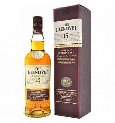 Glenlivet 15y 0,7l 40%
