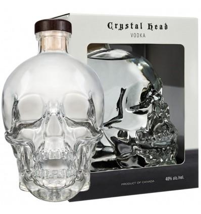 Crystal Head 1,75l 40%