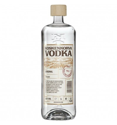 Koskenkorva vodka 1l 40%
