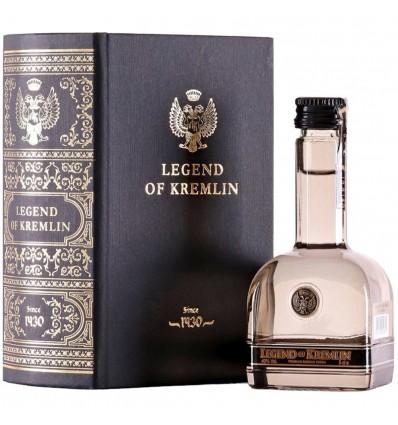 Legend of Kremlin Vodka Miniatura 0,05l 40%
