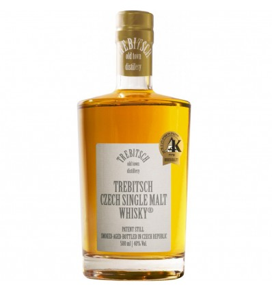Trebitsch Czech Single Malt Whisky 0,5l 40%