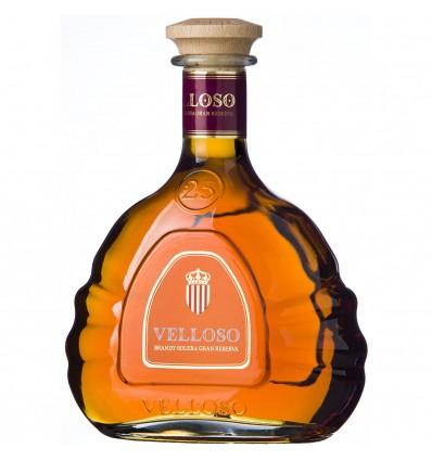 Brandy Solera Gran Reserva Velloso 25y 0,7l 40%