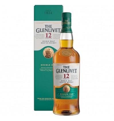 Glenlivet 12y Double Oak Whisky 0,7l 40%
