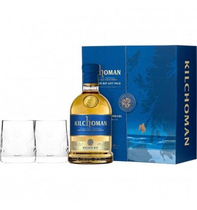 Kilchoman Machir Bay Whisky 0,7l 46% + 2 Skleničky