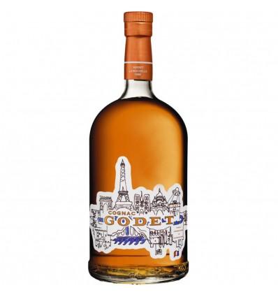 Godet VS Cognac 1l 40%