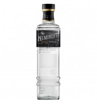 Nemiroff De Luxe Vodka 0,5l 40%