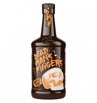 Dead Man's Fingers Coffee 0,7 l 37,5% (holá láhev)