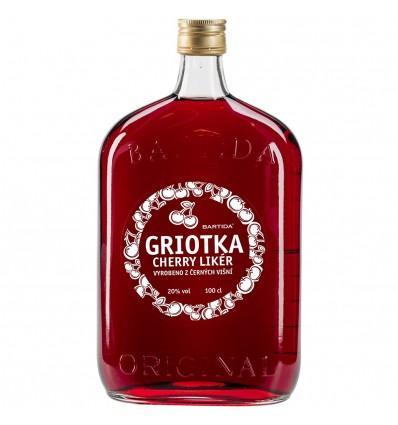 Bartida Griotka 1l 20%