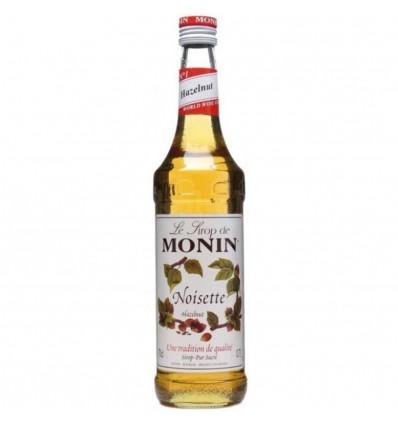 Monin Noisette Hazelnut - Lískový oříšek 1l