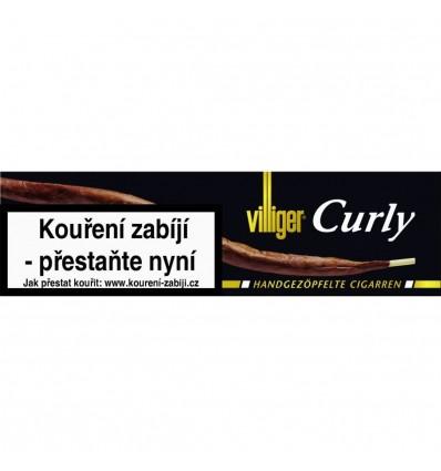 Doutníky Villiger Curly 6ks