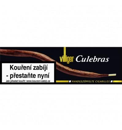 Doutníky Villiger Culebras 6ks